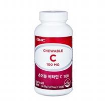 동원GNC 츄어블 비타민C(1077MG*125정)