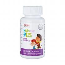 동원GNC 키즈 츄어블 철분 비타민D(1500MG*60정)