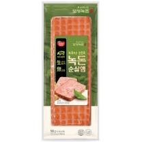 동원 녹돈순살사각햄(500G)