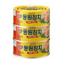 동원 살코기참치(100G*3입)