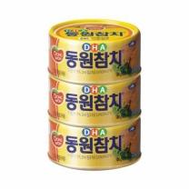동원 DHA참치(100G*3입)
