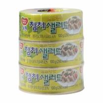 동원 고소한맛 참치샐러드(100G*3입)