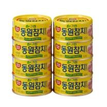 동원 살코기 그린참치 통조림(150G*8입)