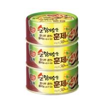 동원 순닭가슴살 훈제(135G*3입)