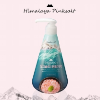 히말라야 핑크솔트 펌핑치약 (아이스카밍)(285G)