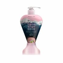 히말라야 핑크솔트 펌핑치약 (플로럴)(285G)