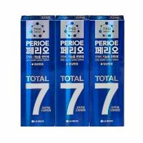 페리오 토탈7치약 (오리지날)(120G*3입)