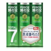페리오 토탈7치약 (스트롱)(120G*3입)