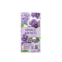 온더바디 촉촉비누 (아이리스)(90G*4입)