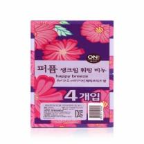 온더바디 퍼퓸비누 (해피)(85G*4입)