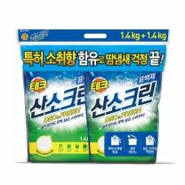 테크 산소크린 데오(1.4KG*2입)