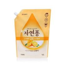 자연퐁 오렌지 (리필)(1,370ML)