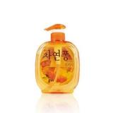 자연퐁 소취오렌지용기(490ml(500g))