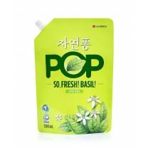 자연퐁 POP 주방세제 (바질)(1,300ML)