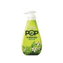 ㉫ 자연퐁 POP 주방세제 (바질)(490ML)