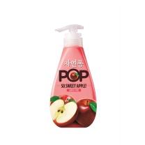㉫ 자연퐁 POP 주방세제 (애플)(490ML)