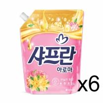 ㉫ 샤프란 (리필, 바닐라리치)(2.1L*6개)