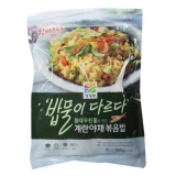 청정원)황태계란야채볶음밥(450g)