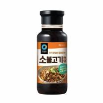 ㉩ 청정원 소불고기 양념(500G)