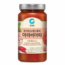 ㉩ 청정원 스파게티소스(매콤)(600G)