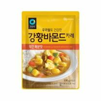 청정원 강황바몬드 약간매운맛(100G)