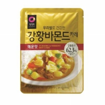 청정원 강황바몬드카레 매운맛(100G)