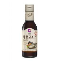 ㉩ 청정원 고소한 해물굴소스(155G)