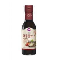 ㉩ 청정원 매콤한 해물굴소스(155G)