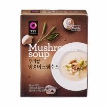 청정원 우리쌀 양송이수프(60G*5입)