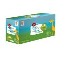 청정원 어린이 홍초 (애플소다)(100ML*10)