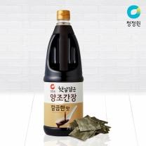 청정원 양조간장 (깔끔한맛)(1,700ML)