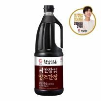 청정원 양조간장 (깊고 풍부한맛)(1,700ML)