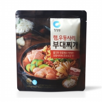 청정원 햄우동사리 부대찌개(440G)