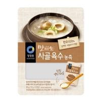 청정원 맛선생 사골육수(60G)