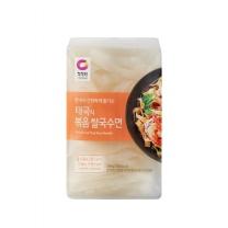 청정원 태국식 볶음쌀국수면(200G)