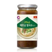 청정원 베트남 쌀국수소스(370G)