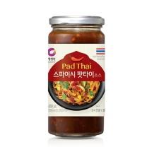 ㉩ 청정원 스파이시 팟타이소스(380G)