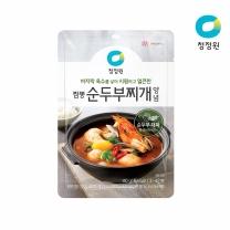 청정원 짬뽕 순두부찌개 양념(140G)