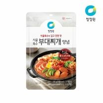 청정원 사골육수 부대찌개 양념(140G)