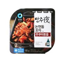 청정원 쭈꾸미볶음(180G)