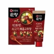 청정원 직화볶음고추장(60G*3)