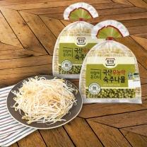 종가집 국산 무농약 숙주나물(200G)