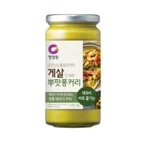 청정원 게살뿌팟퐁 커리소스(360G)