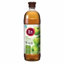 청정원 홍초 풋사과(1.5L)