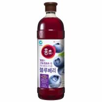 청정원 홍초 블루베리(1.5L)