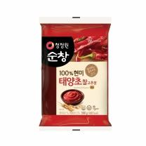 청정원 순창 찰고추장 (봉)(500G)