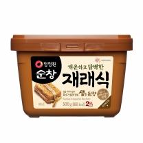 청정원 안심 생된장(500G)