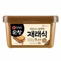 청정원 안심 생된장(1KG)