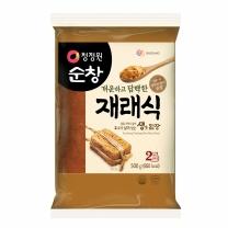 청정원 안심 생된장 (봉)(500G)