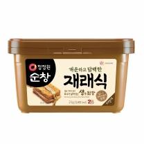 청정원 안심 생된장(2KG)